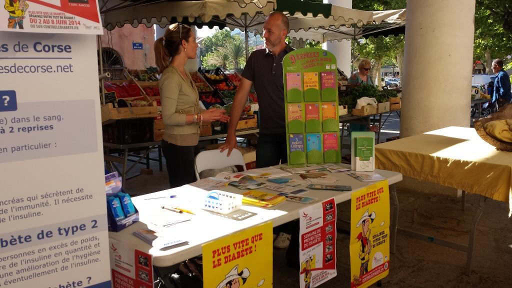 ADC marché d'Île Rousse
