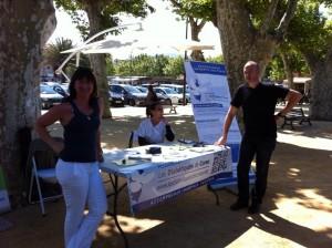 Semaine de prévention du diabète Île Rousse