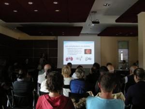 Conférence sur le Diabète à Calvi